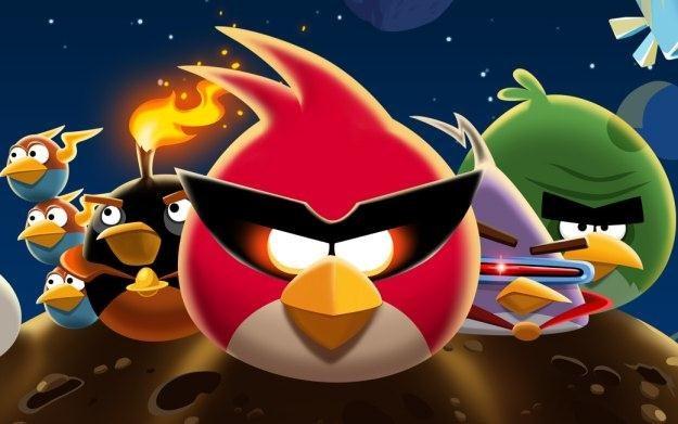Angry Birds Space - motyw graficzny /Informacja prasowa