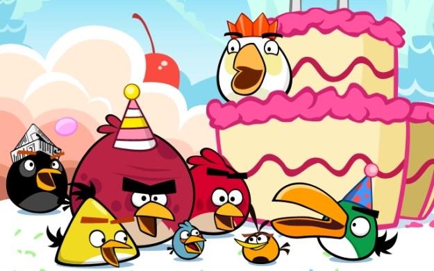 Angry Birds /materiały prasowe
