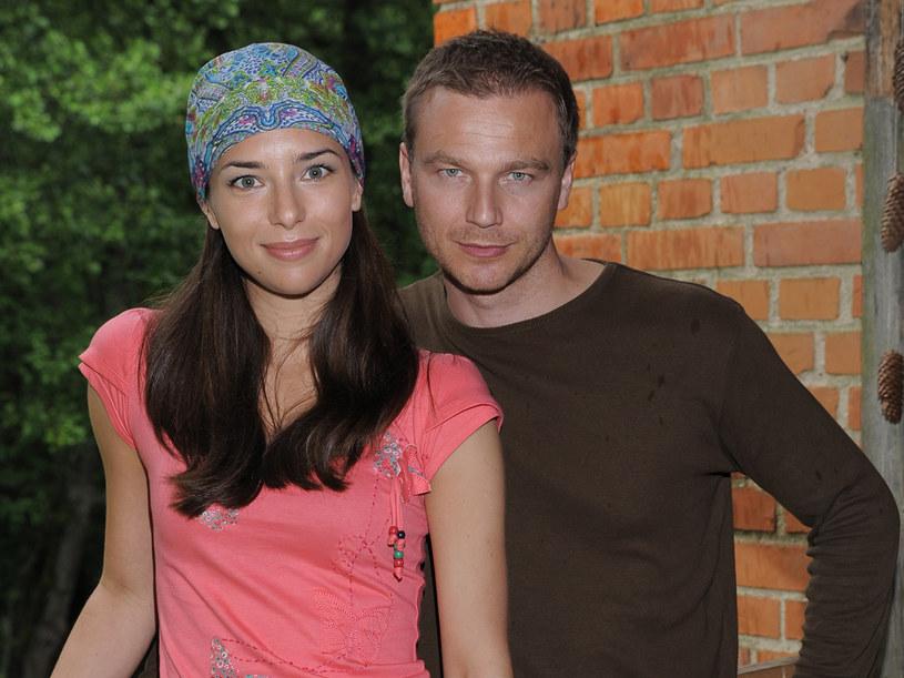 Ania dawno nie była taka radosna, promienna  i szczęśliwa  /Michał Nicol /MWMedia