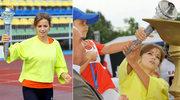 Ania Przybylska zapaliła olimpijski znicz!
