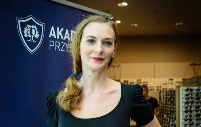 Ania przyszła do Akademii Przyszłości po wpis do CV, wyszła z doświadczeniem, które zmieniło jej życie /Piotr Woźniakiewicz /