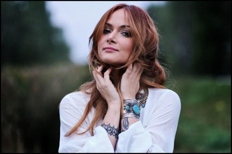 Ania Rusowicz /materiały prasowe