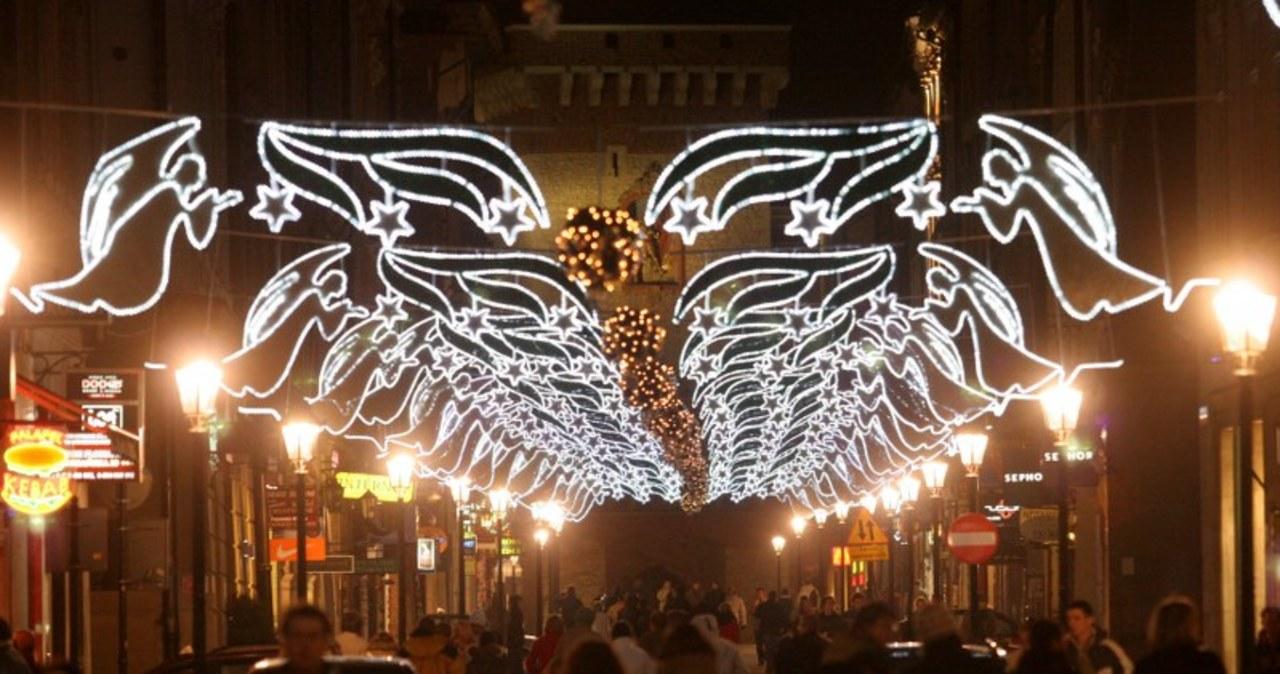 Anielska aura świąt Bożego Narodzenia