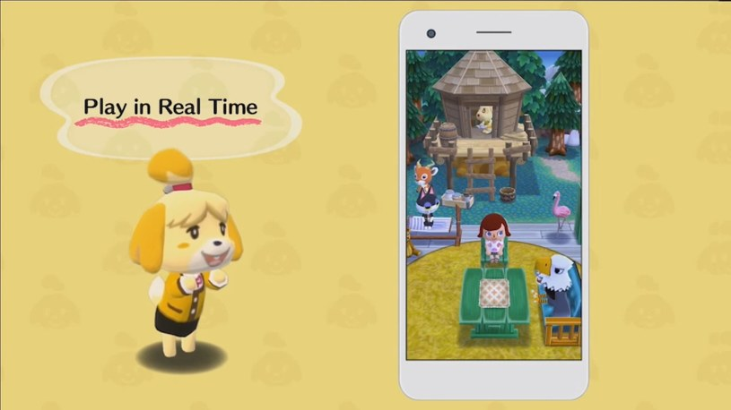 Animal Crossing: Pocket Camp /materiały prasowe