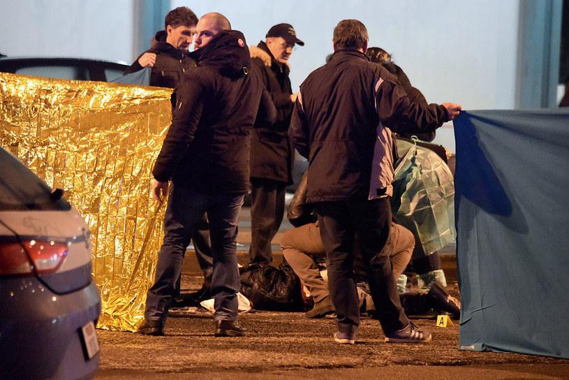 Anis Amri został zastrzelony w Mediolanie /AFP