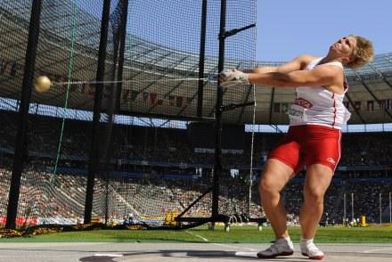 Anita Włodarczyk liczy na medal mistrzostw świata /AFP