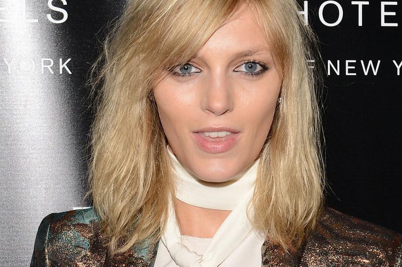Anja Rubik to jedną z najlepiej zarabiających modelek na świecie /Getty Images
