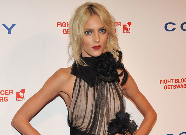 "Anja Rubik wróci do ""Top Model"", ale na swoich warunkach /Getty Images/Flash Press Media"