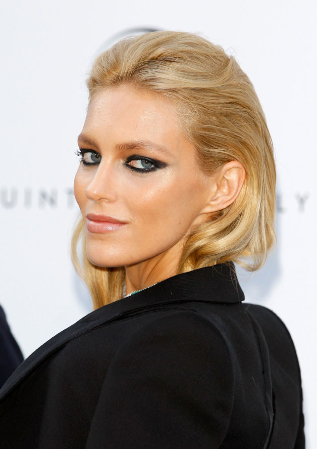 Anja Rubik /Getty Images/Flash Press Media