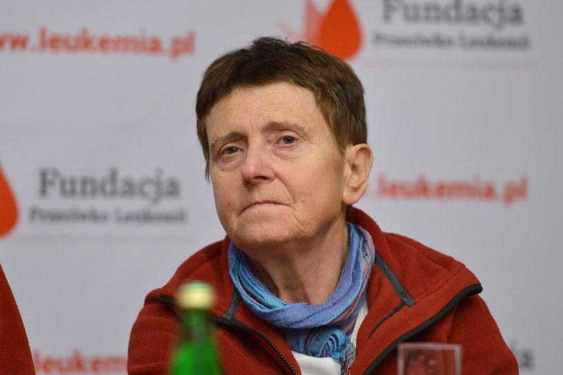 Anna Czerwińska /Mateusz Jagielski /East News