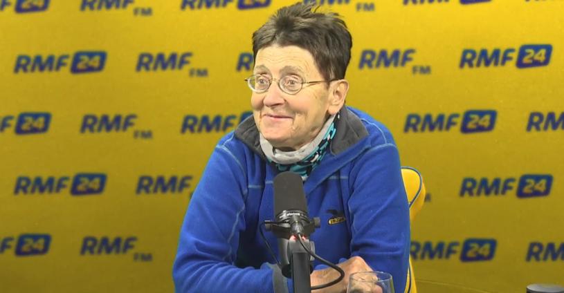 Anna Czerwińska /RMF