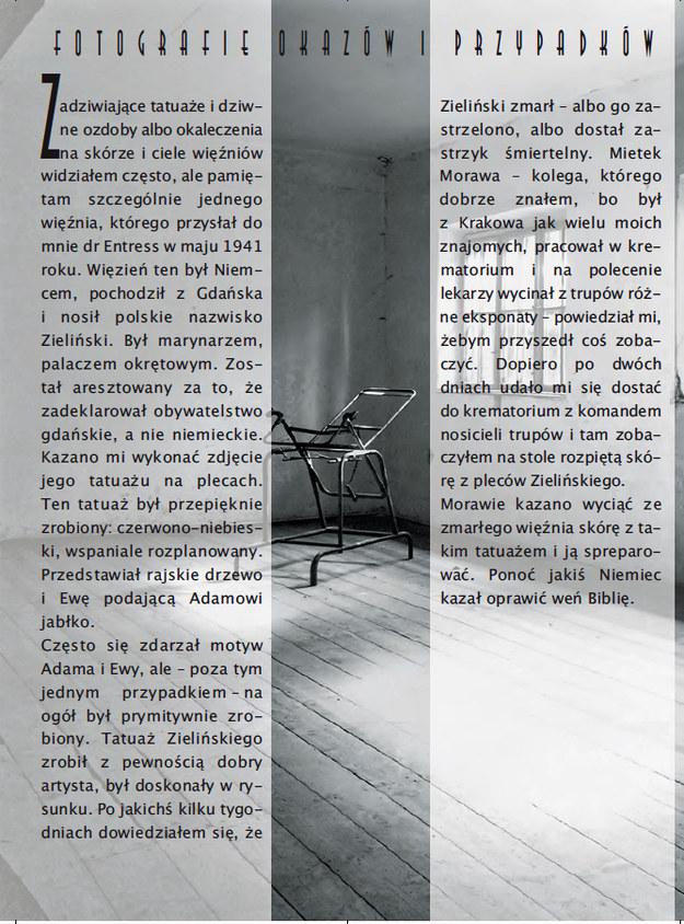 """Anna Dobrowolska """"Fotograf z Auschwitz"""" Wydawnictwo Rekontrplan, partner wydawnictwa: Instytut Pamięci Narodowej /materiały prasowe"""