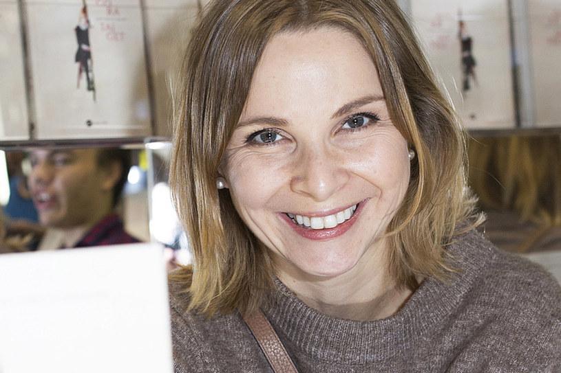 Anna Dziewit-Meller pisarka, dziennikarka, mama dwójki dzieci Gustawa i Basi /Łepecki Michał /AKPA