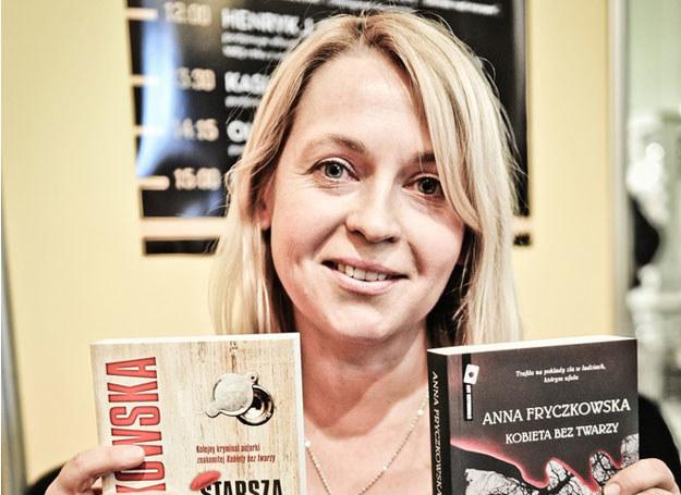 Anna Fryczkowska uwielbia łamać stereotypy /W.Olszanka /East News