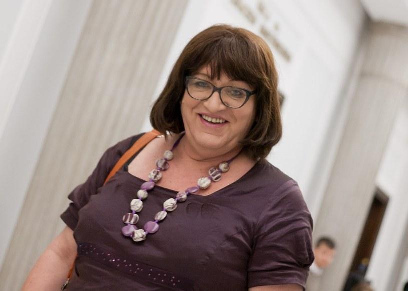 Anna Grodzka /Krystian Maj /Reporter