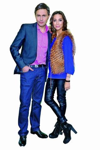 Anna i Krzysztof rozwiedli się osiem lat temu. – Być może dlatego teraz się dogadujemy – żartuje Krzysztof. /Studio 69 s.c. Polska Agencja Foto