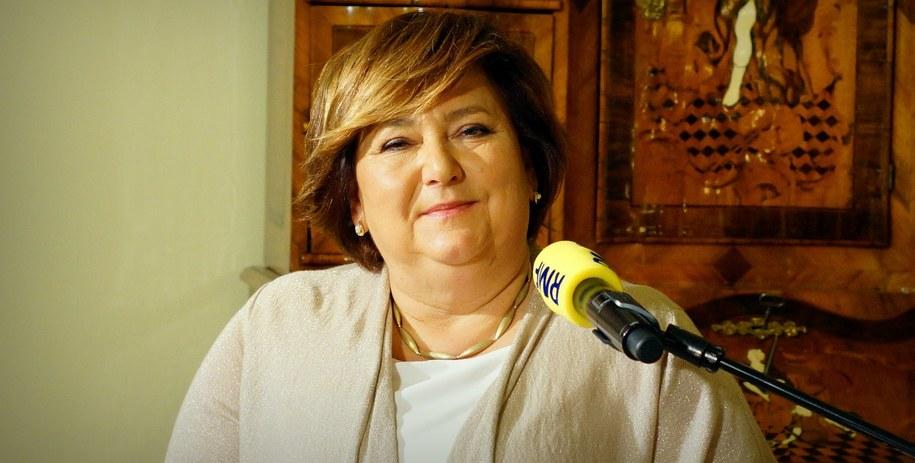 Anna Komorowska /Michał Dukaczewski, RMF FM /RMF FM