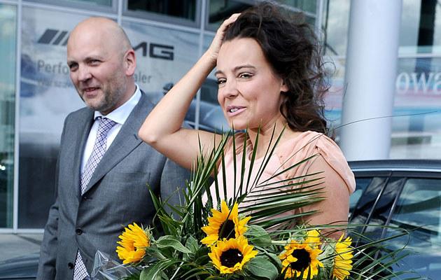 Anna Mucha, fot. Andras Szilagyi  /MWMedia