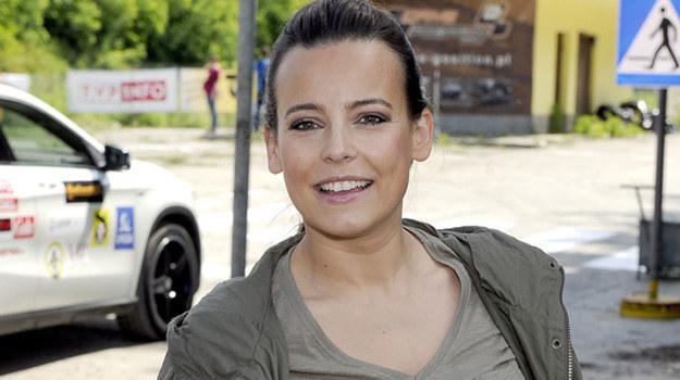 Anna Mucha współpracuje z mazowiecką policją w Radomiu od trzech lat. /Kurnikowski /AKPA