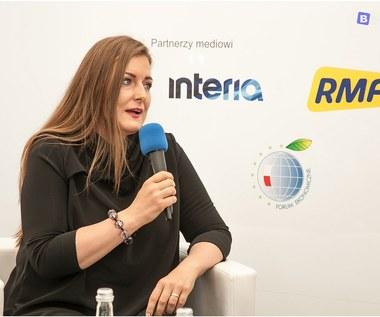 Anna Pawlak-Kuliga, prezes Ikea Polska w studiu Interii