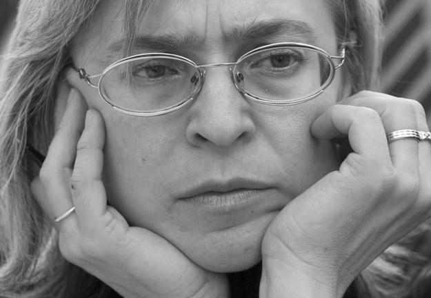 Anna Politkowska została zamorodowana /AFP