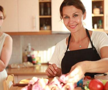 "Anna Popek gotuje w ""Pytaniu na śniadanie"""