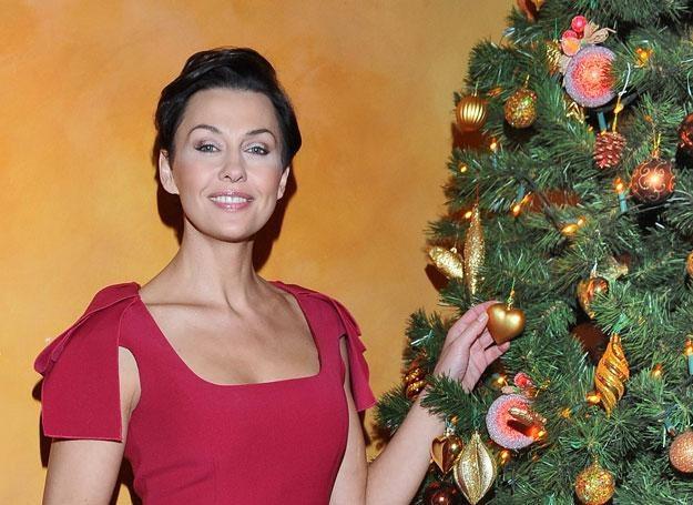 Anna Popek preferuje tradycyjne święta / fot. A.Szilagyi /MWMedia