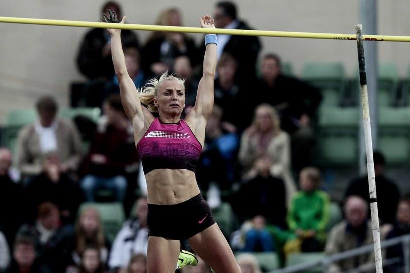 Anna Rogowska jest jedną z kandydatek do medalu /AFP