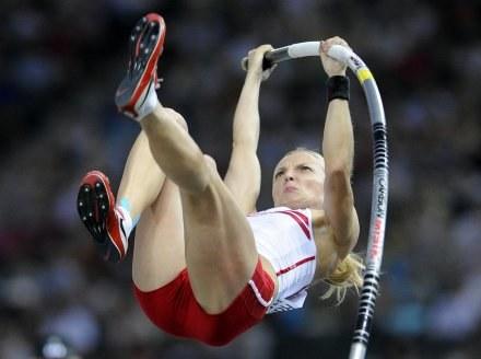 Anna Rogowska zdobyła w Berlinie złoty medal mistrzostw świata /AFP