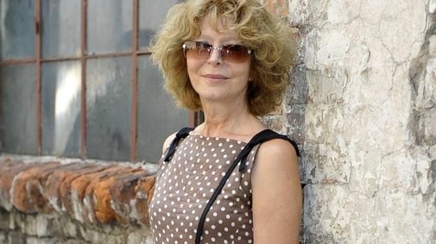 Anna Romantowska woli stać z boku. /AKPA