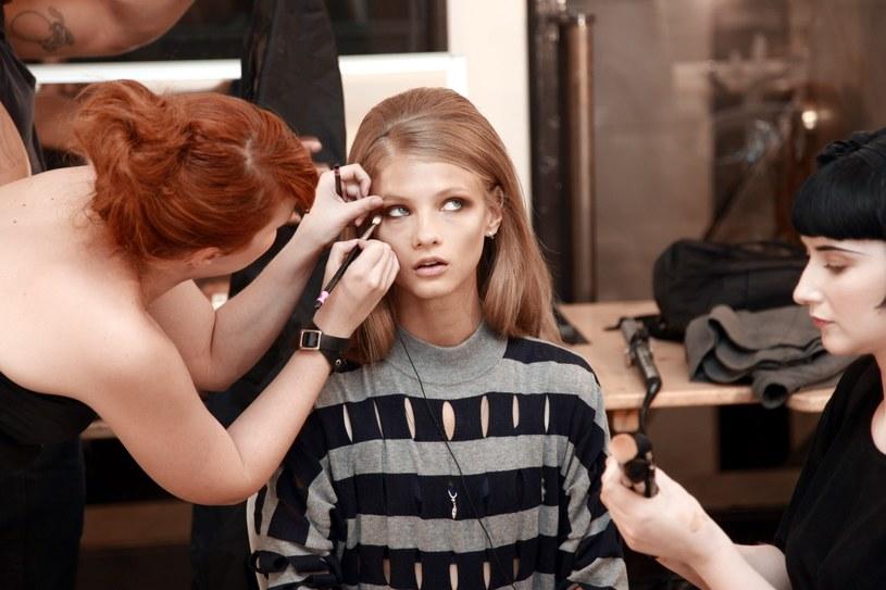 Anna Selezneva to jedna z najchudszych modelek na świecie /East News