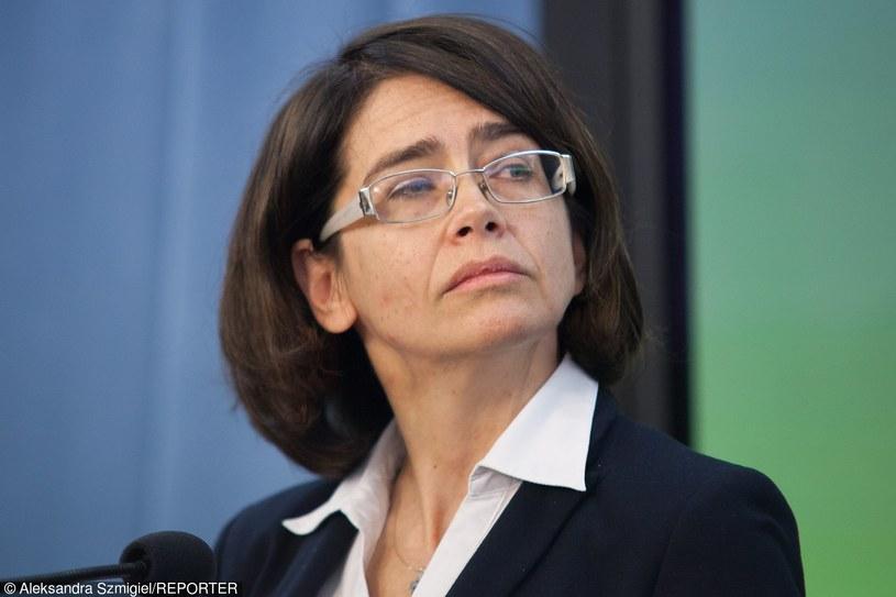Anna Streżyńska, minister cyfryzacji (fot. Aleksandra Szmigiel-Wiśniewska) /Reporter