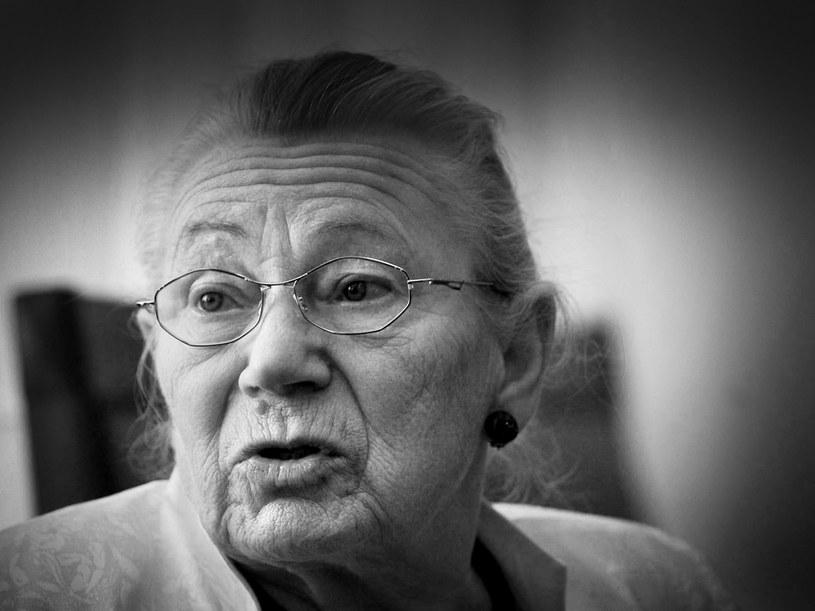 Anna Walentynowicz nie miała łatwego życia  /FORUM