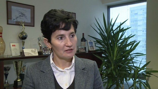Anna Wicha, dyrektor generalna Adecco Poland /Newseria Biznes
