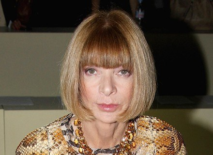 Anna Wintour /Getty Images/Flash Press Media