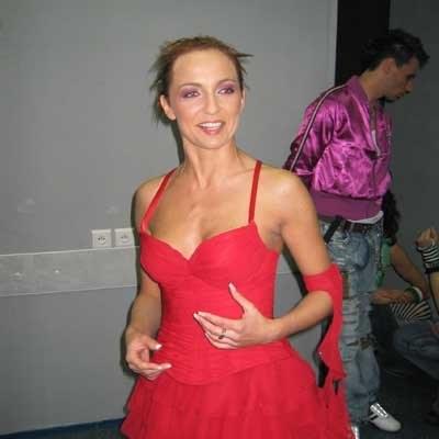 Anna Wyszkoni (Łzy) /INTERIA.PL