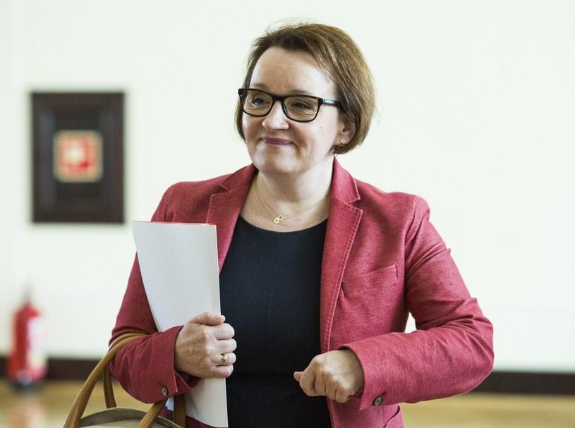Anna Zalewska /Andrzej Hulimka  /Reporter