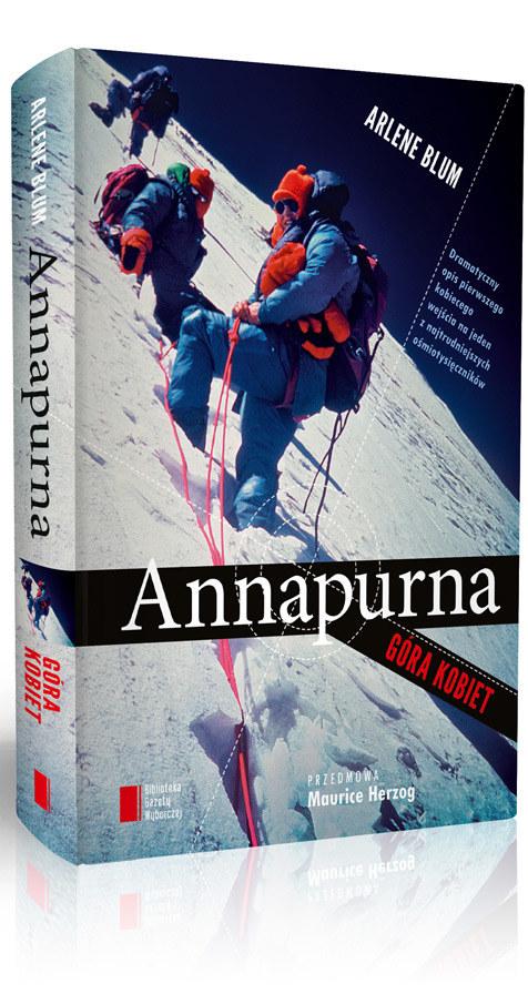 Annapurna. Góra kobiet /Styl.pl/materiały prasowe