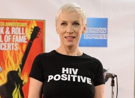 Annie Lennox /Getty Images/Flash Press Media