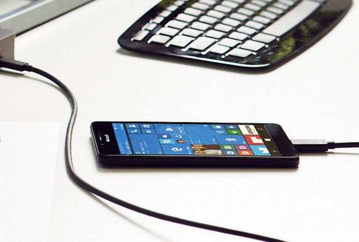 Anniversary to jedna z większych aktualizacji Windowsa 10 Mobile /materiały prasowe