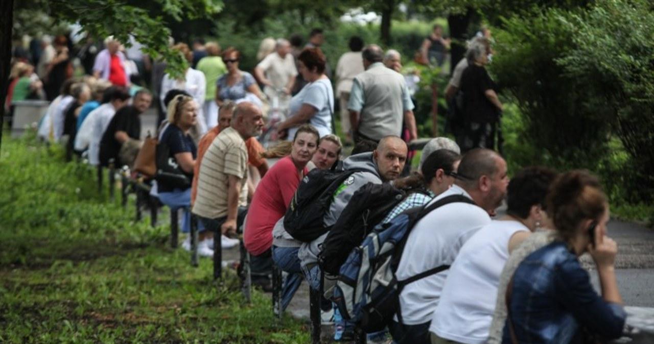 Anonim o bombie dotarł do czterech szpitali w stolicy