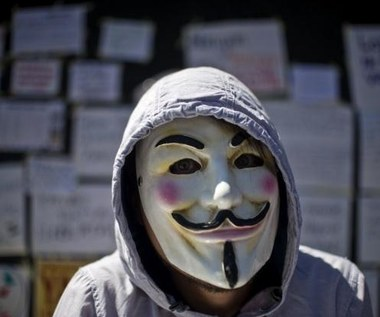 Anonimowi zapowiadają kolejną akcję w Polsce