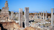 Antalya - największy skarb Riwiery Tureckiej