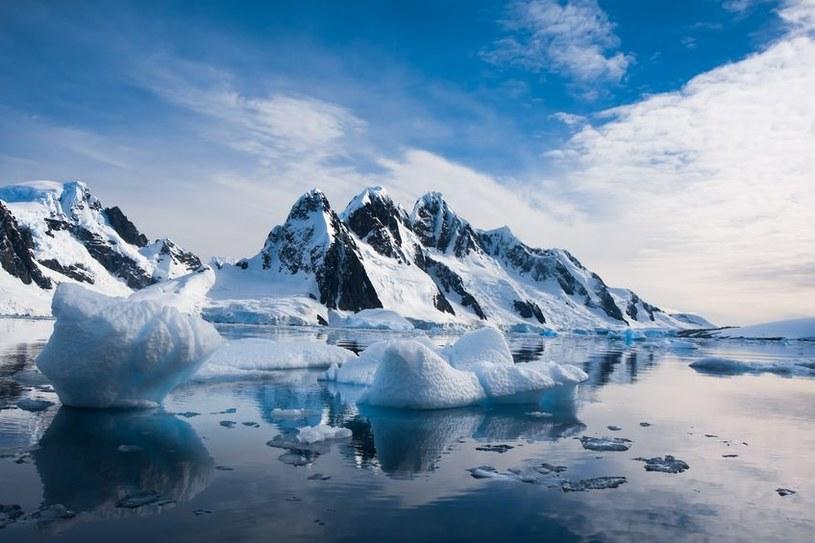 Antarktyda topnieje, poziom oceanów wzrasta /123RF/PICSEL