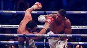Anthony Joshua pokonał Władymira Kliczkę przed czasem