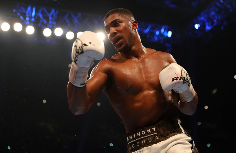 Anthony Joshua /Richard Heathcote /Getty Images