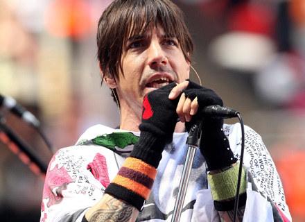 Anthony Kiedis (Red Hot Chili Peppers) jest wokalistą charyzmatycznym, ale i chimerycznym /Getty Images/Flash Press Media