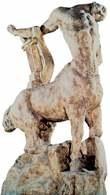 Antoine Bourdelle, Śmierć ostatniego centaura, 1914 /Encyklopedia Internautica