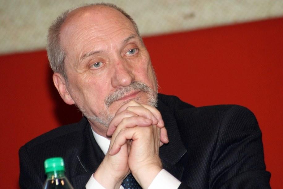 Antoni Macierewicz /Maciej Nycz /RMF FM
