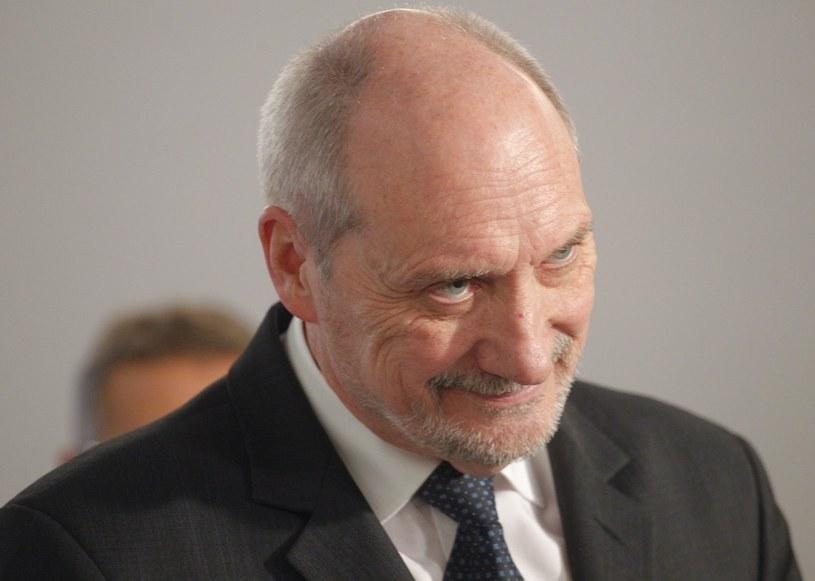 Antoni Macierewicz /Agencja SE/East News